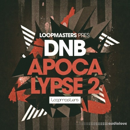 Loopmasters Drum And Bass Apocalypse 2