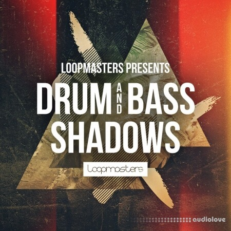 Loopmasters Drum And Bass Shadows