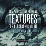 Loopmasters Atjazz And Si Tew Textures For Electronic Music Volume 1 [MULTiFORMAT]