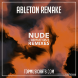 Top Music Arts Adriatique Mystery (TALE OF US & MATHAME REMIX) Ableton Remake (TECHNO TEMPLATE) MIDI + SERUM PRESETS [MiDi, Synth Presets, DAW Templates]