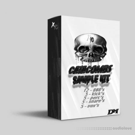 X10 Catacombs Drum Kit
