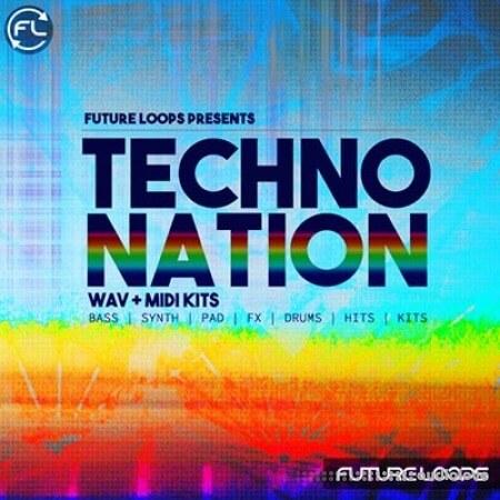 Future Loops Techno Nation