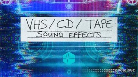 Triune Digital VHS CD TAPE SFX