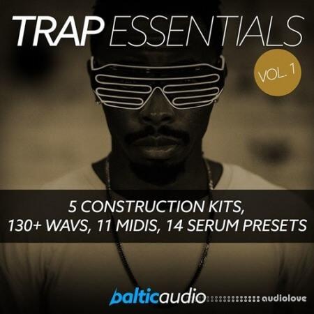 Baltic Audio Trap Essentials Vol.1