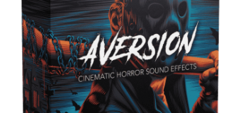 Ava Music Group AVERSION Cinematic Horror Sound Effects [WAV]