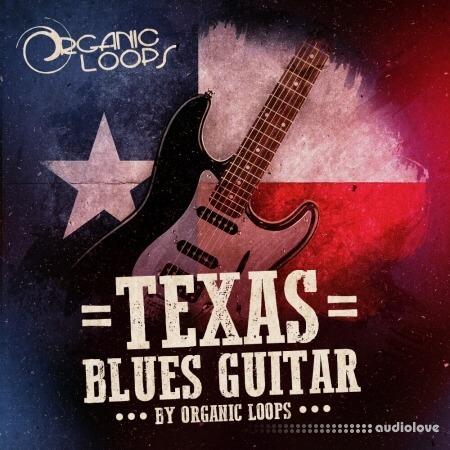 Organic Loops Texas Blues Guitars